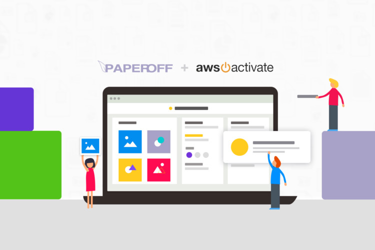 PAPEROFF aws activate